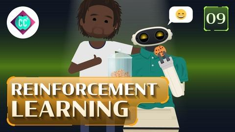 Crash Course: Artificial Intelligence -- Reinforcement Learning #9