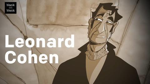 Blank on Blank -- Leonard Cohen on Moonlight