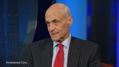 Amanpour and Company -- Michael Chertoff on the Growing Threats to Our Privacy Today
