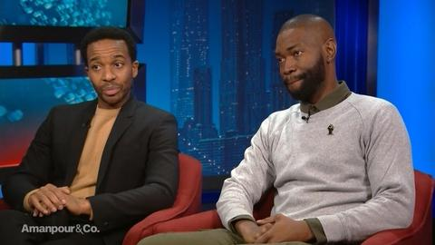 "Amanpour and Company -- Tarell Alvin McCraney & Andre Holland on ""High Flying Bird"""