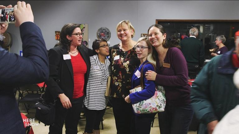Here and Now: Wisconsin Group Prepares for 'Year of the Woman'