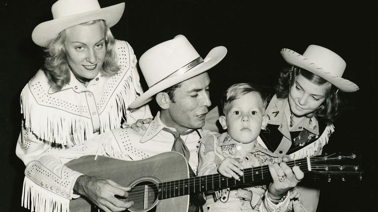 """Country Music: """"The Hillbilly Shakespeare"""" (1945 – 1953)"""
