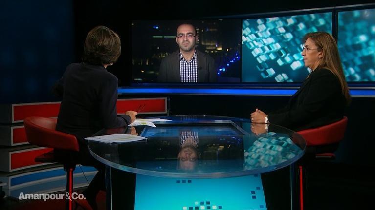 Amanpour and Company: Taza Ozhan & Madawi Al-Rasheed on Jamal Khashoggi