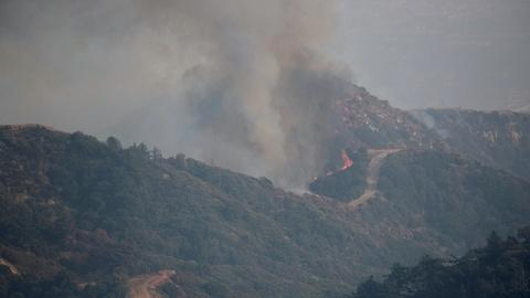 News Wrap: Western fire crews hope for weather reprieve
