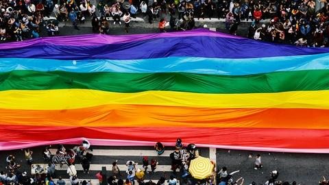 Origin of Everything -- How Did Pride Become a Parade?