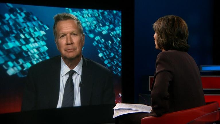 Amanpour on PBS: Amanpour: John Kasich and David Beasley