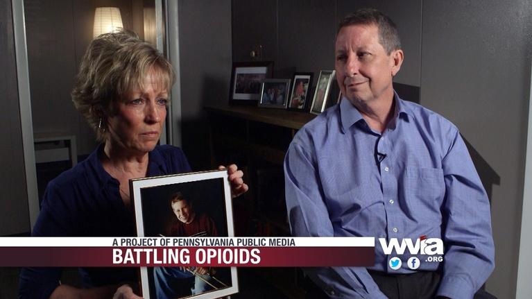 WVIA Special Presentations: Battling Opioids: A Project of Pennsylvania Public Media