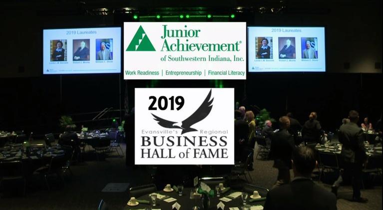 WNIN Presents: JA Business Hall of Fame 2019