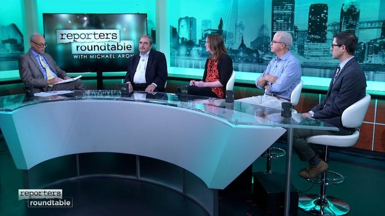 Reporters Roundtable: Is Gov. Murphy being outmaneuvered?