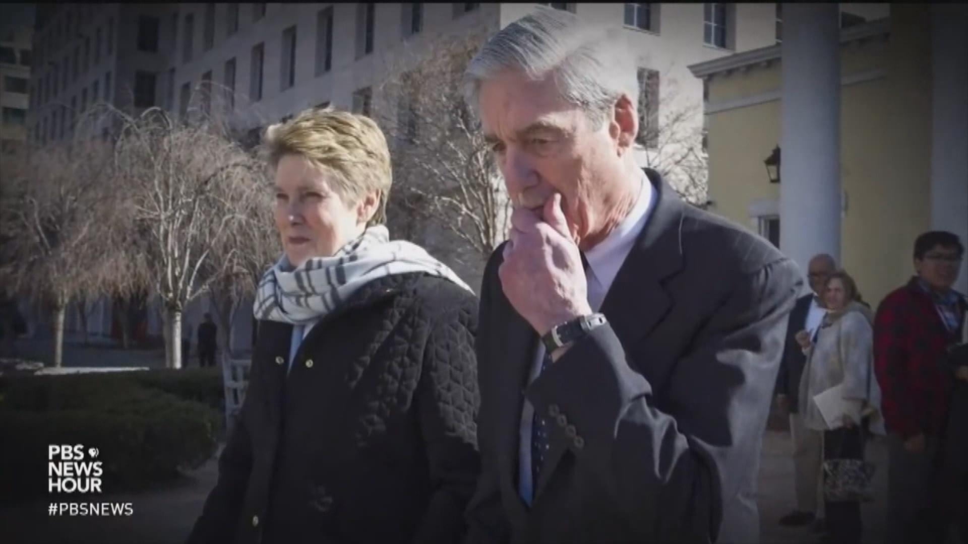 Wisconsin Senators React to Mueller Report