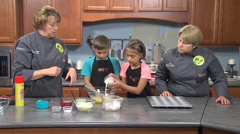 WBGU Cooks: Ruby's Recipes: Breakfast