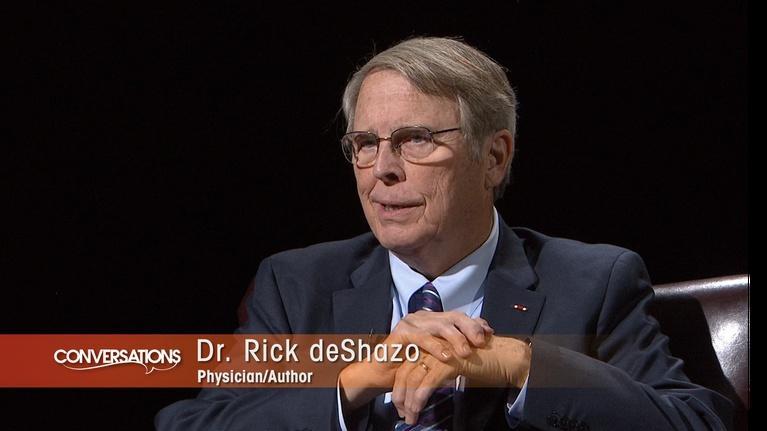 Conversations: Dr. Rick deShazo