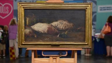 Appraisal: 1897 Emil Carlsen Still Life & Harer Frame