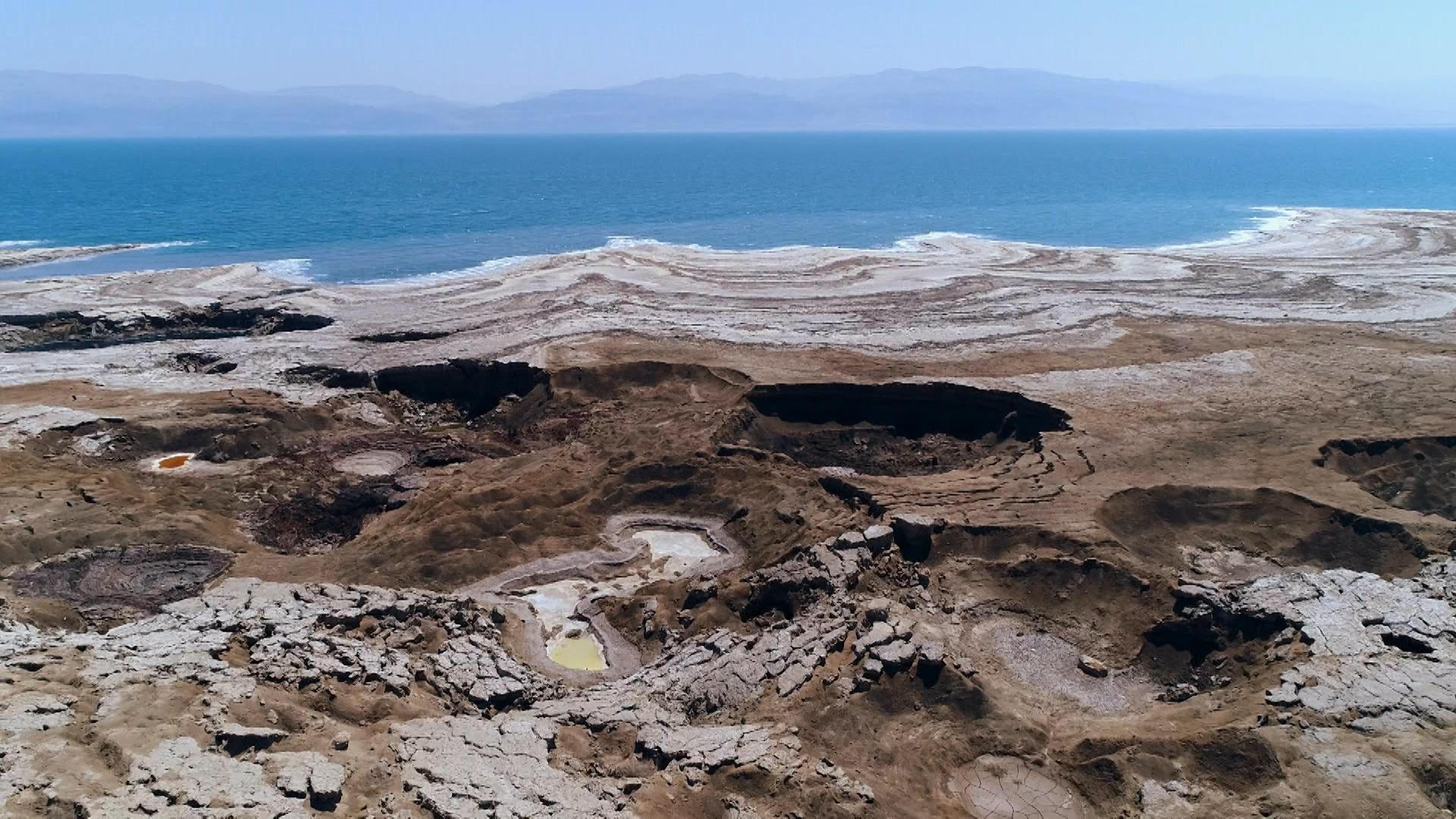 Saving The Dead Sea Nova Pbs