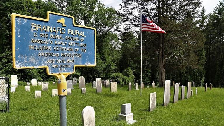 New York NOW: Abandoned cemeteries becoming a fiscal issue for towns