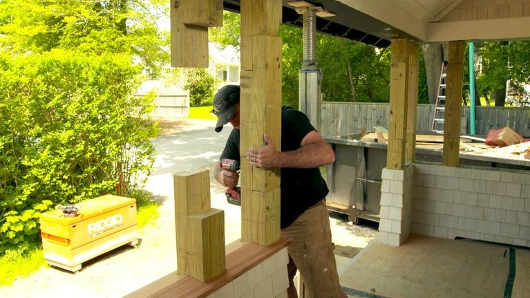 This Old House: Air Tight House | The Jamestown Net Zero House