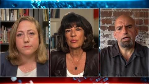 Amanpour and Company -- Sarah Longwell and John Fetterman React to Thursday's Debate