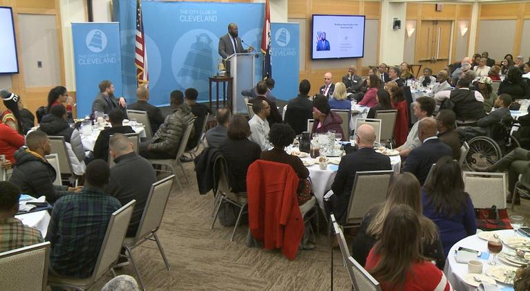 The City Club Forum: Building Opportunity in the American City