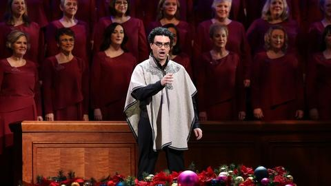 Christmas with the Mormon Tabernacle Choir -- Preview