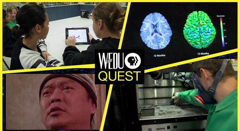 WEDU Quest: Episode 402