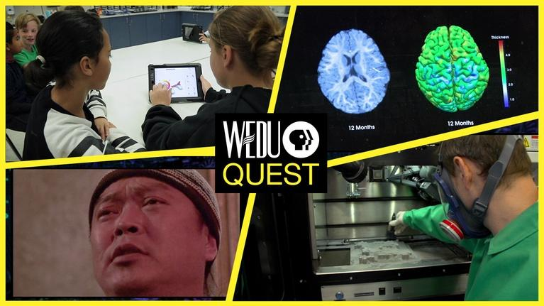 WEDU Quest: Episode 402