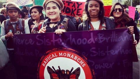 POV -- We Are The Radical Monarchs