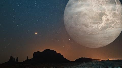 NOVA -- Signs of Life Found on Venus