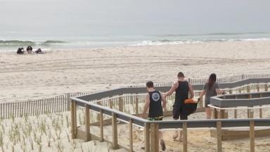 NJ beaches to undergo replenishment projects