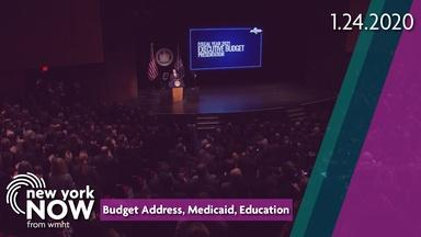 Budget Address, Medicaid, Education