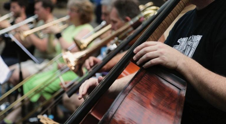 Symphony for Nature: The Britt Orchestra at Crater Lake: Symphony for Nature: The Britt Orchestra at Crater Lake