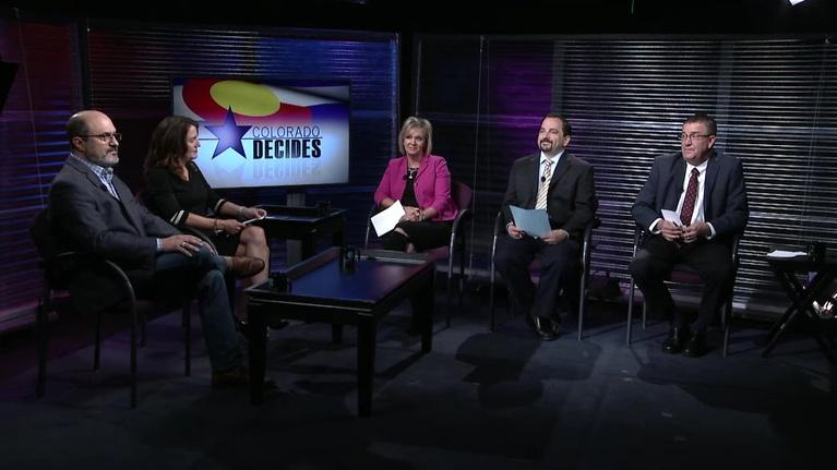 Colorado Decides: Transportation Funding Proposals