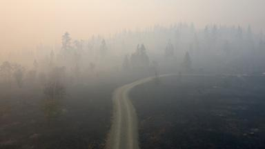 'Unprecedented' western wildfires force residents to flee