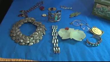 Appraisal: Aquamarine Bracelet, ca. 1925