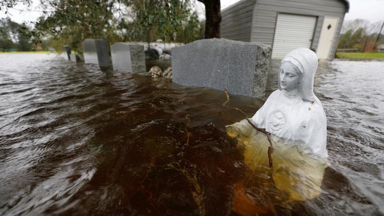 PBS NewsHour: News Wrap: Florence flooding plagues North Carolina