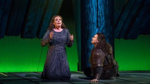 Great Performances -- Sieglinde & Siegmund