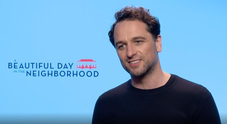 "Flicks: The Stars of ""A Beautiful Day in the Neighborhood"""