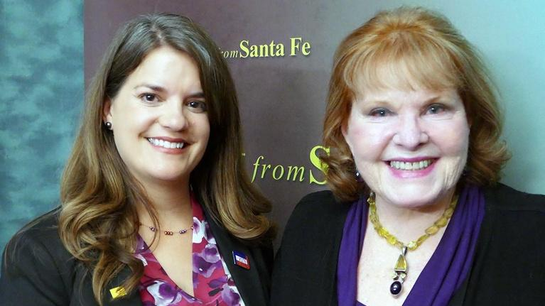 Report From Santa Fe, Produced by KENW: Election Security with Maggie Toulouse Oliver