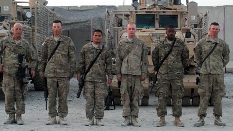 America ReFramed -- Island Soldier | Trailer