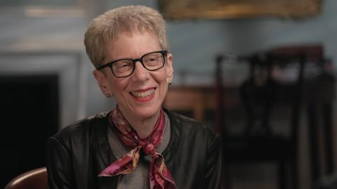 Finding Your Roots -- Terry Gross on Getting Fired From Teaching