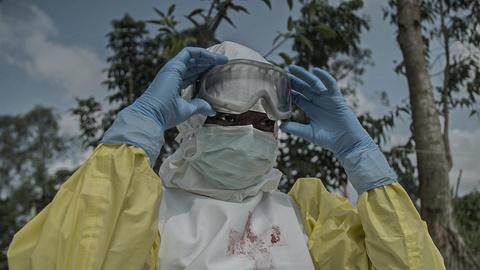 FRONTLINE -- Ebola in Congo
