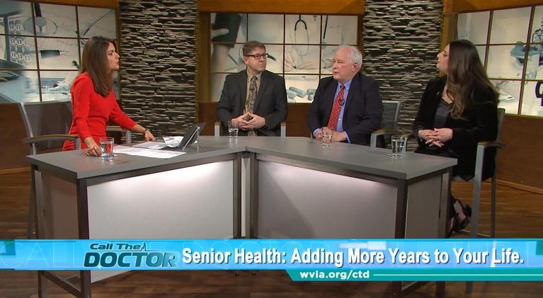 Call The Doctor: Senior Health: Adding More Years to Your Life