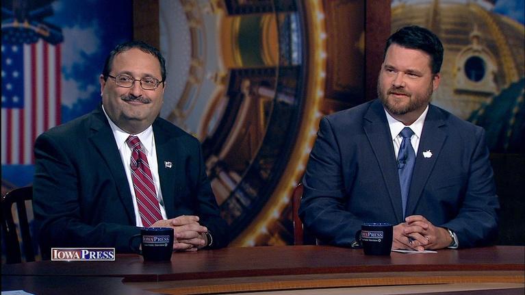 Iowa Press: Iowa Party Chairs