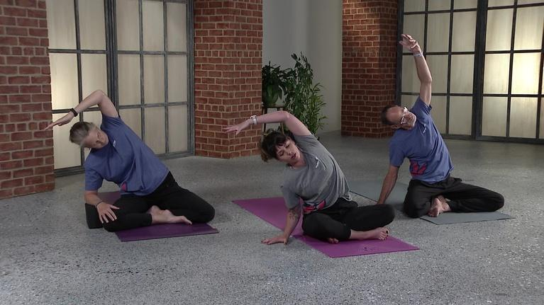 Comeback Yoga: Energy