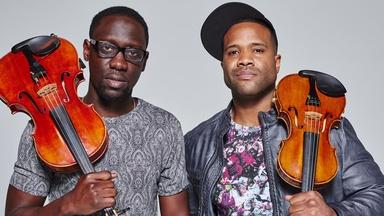 Black Violin's Brief But Spectacular take on stereotypes