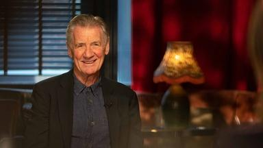 """""""Monty Python"""" Star Michael Palin Reflects on His Career"""