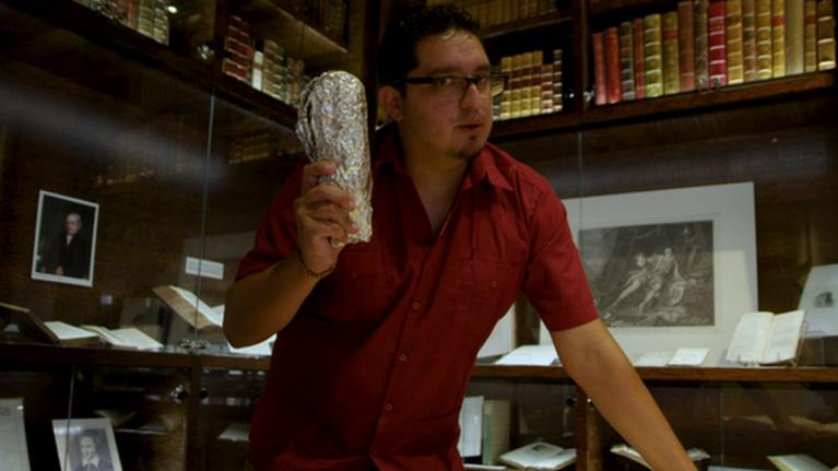 Jordan Loves: Jordan Loves the California Burrito