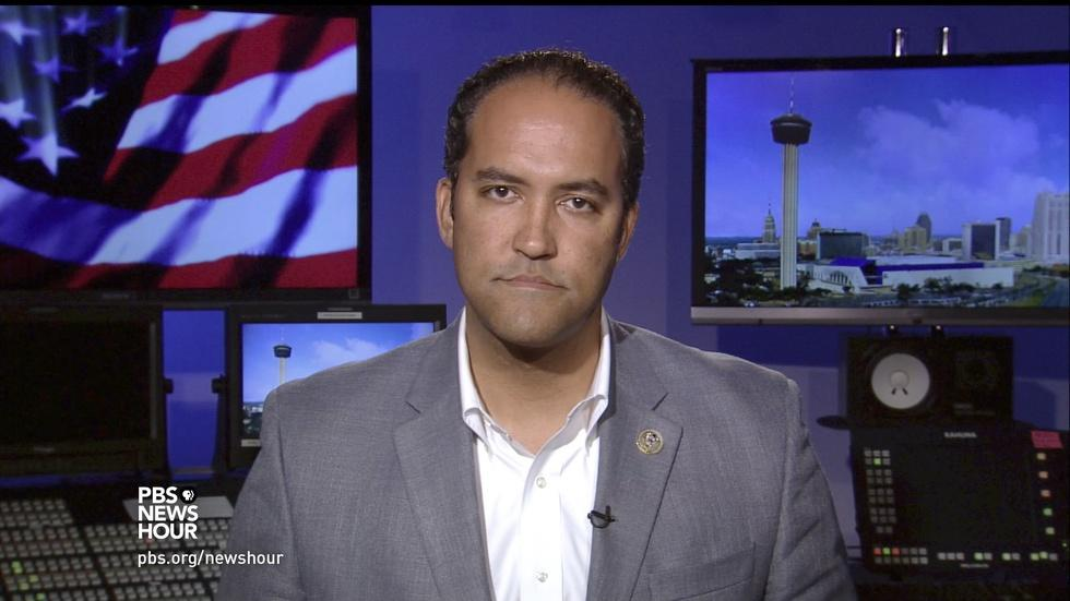 Rep. Hurd: Technology more cost-effective than border wall image