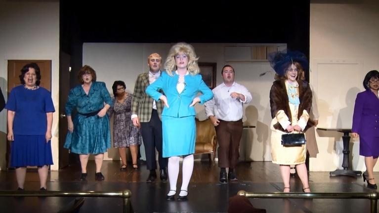 byYou Art & Culture: Reedley's River City Theatre: 9 to 5 Musical