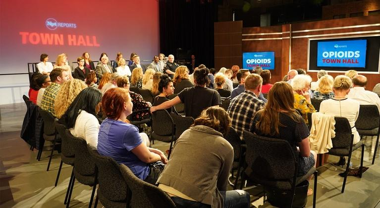 NPT Reports: Town Hall: Opioids   April 18, 2019   Town Hall   NPT Reports
