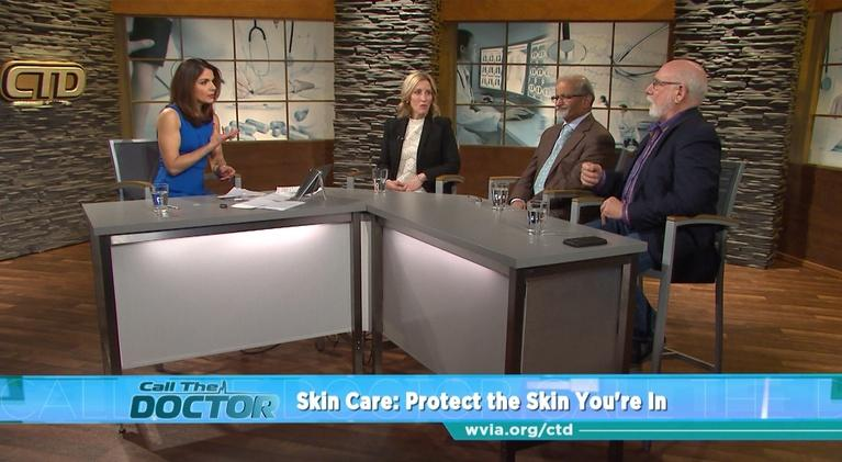 Call The Doctor: Skin Care: Protect the Skin You're In